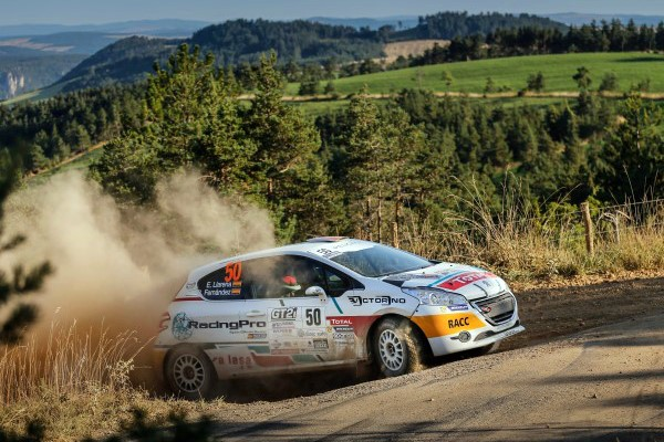 RaceSeven Lozere Llarena 208 rally cup