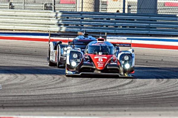 6h circuito Americas Audi