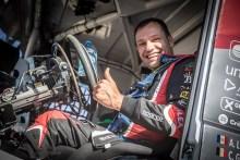 Albert Lloverá confirma su participación en el Dakar 2018