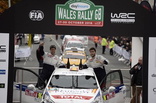 lopez rozada podio gales rc4