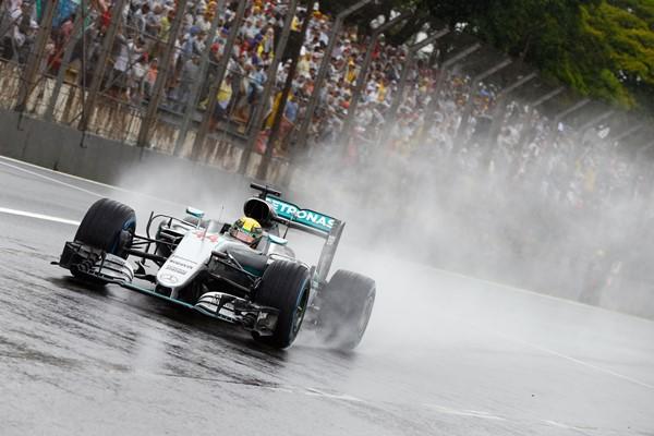 Hamilton Brasil F1