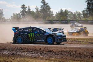 Andreas BAKKERUD vencedor en la última función del Mundial de Rallycross