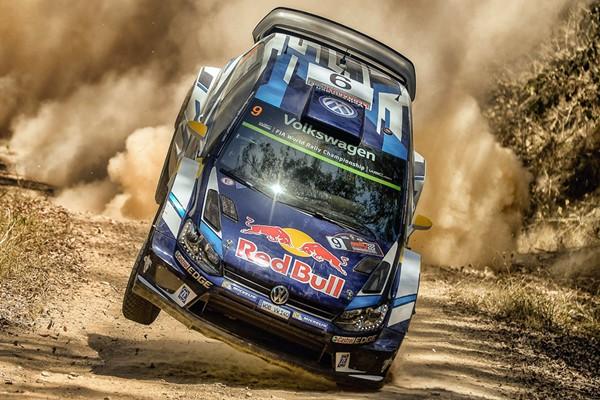 Mikkelsen Volkswagen wrc australia