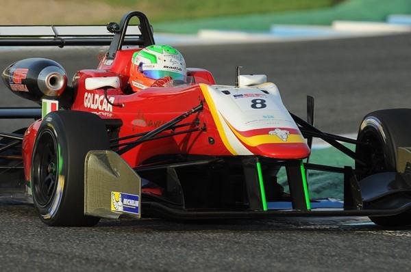 pulcini campos racing f3 euroformula
