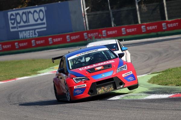seat TCR Italia Monza Bettera leon 2016