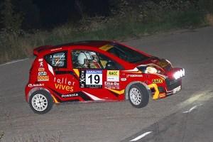 Victoria y título en el Volant RACC para Muntadas en el Rallye 2000 Viratges