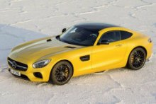 AMG GT Coupe 2015