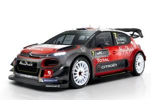 Citroën presenta su C3 WRC