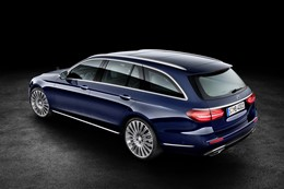 Mercedes-Benz Clase E Estate 2016