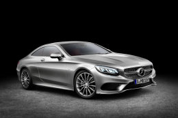 Mercedes-Benz Clase S Coupe 2014