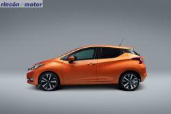 Nissan Micra 5p 2017, fotos generales