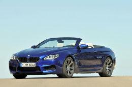 BMW M6 Cabrio 2012