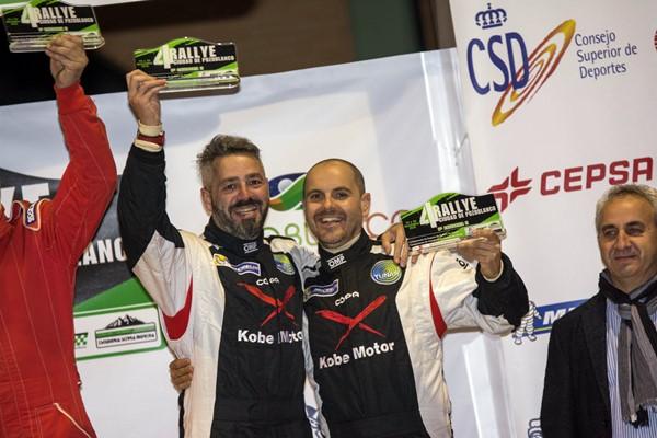 perez gonzalez Camper Racing Campeones 2RM Andalucia