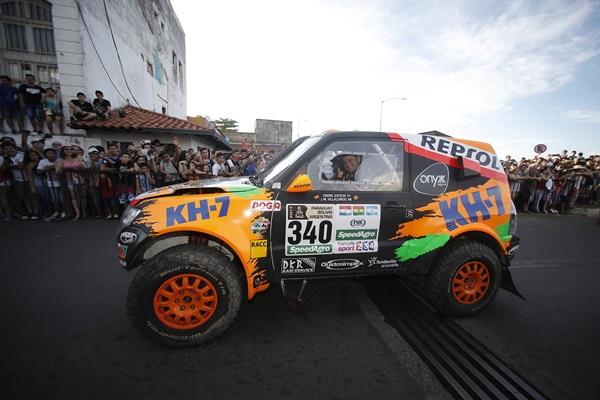 Dakar 2017 Isidre Esteve kh7