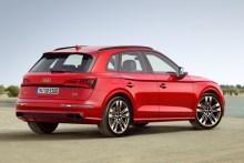 El nuevo Audi SQ5 con 354 cv