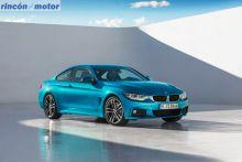 BMW Serie 4 Coupé 2017, fotografías generales