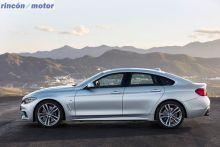 BMW Serie 4 Gran Coupe 2017, fotografías generales