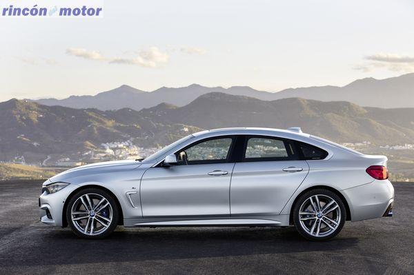 BMW Serie 4 Gran Coupe 2017