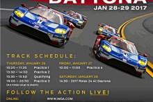 Ford Chip Ganassi Racing a punto para las 24 horas de Daytona