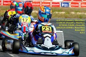 Un nuevo campeonato de karting nace en la zona centro