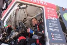 Albert Llovera no participará en el Dakar 2018