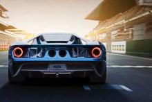 Ford GT, el más rápido de Detroit