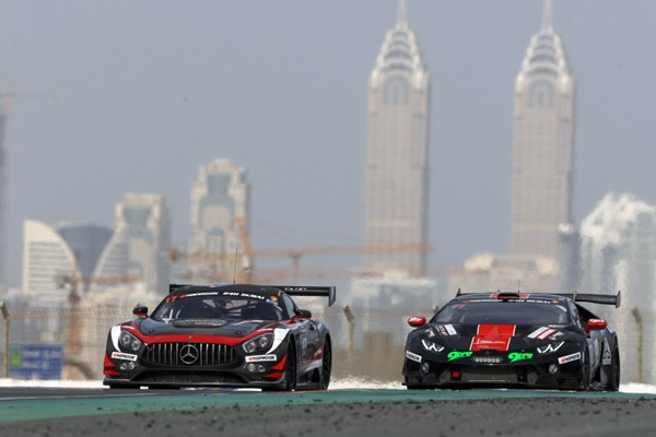 IDEC Sport Racing and GDL Racing 24H DUBAI 2017