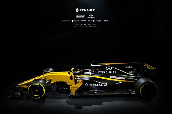 Renault RS 17 F1