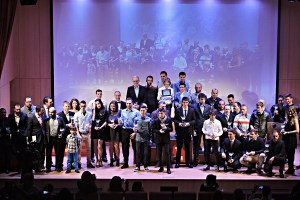 La Gala de Campeones de la Aragonesa se celebra este sábado 11 de febrero