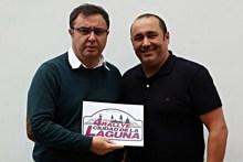 Primera toma de contacto para la celebración del IV Rallye Ciudad de La Laguna