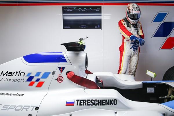 tereschenko teo martin motorsport formula 35 v8 1