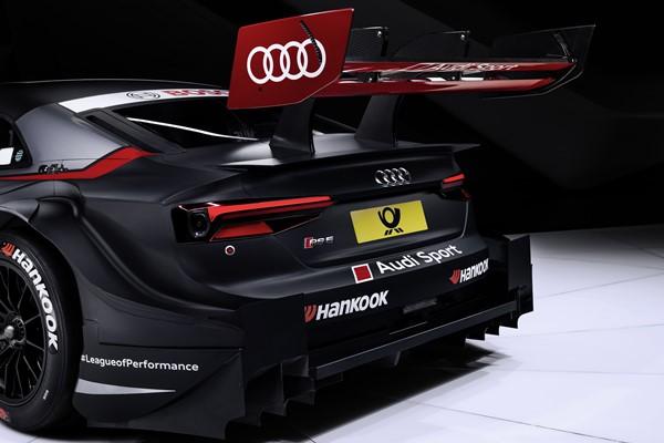 Audi R5 DTM 2017