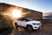 Jeep Compass, 2017, fotos generales