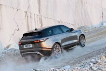 Range Rover Velar 2017, fotos generales