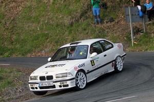 Mañana sábado se disputa el  V Rallysprint de Goierri