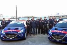41º Rallye Islas Canarias: La Peugeot Rally Academy se prepara para competir en casa