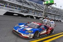 Ford Chip Ganassi Racing con tres Ford GT en Sebring