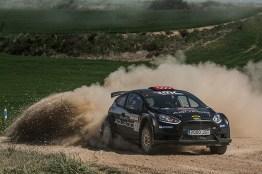 Aguado - Rally tierra Navarra 2017
