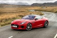 Nuevo Jaguar F-Type de 4 cilindros, 2 litros y 300 cv