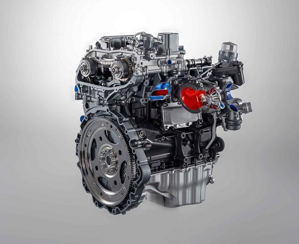 Jaguar FTYPE motor 20 300CV