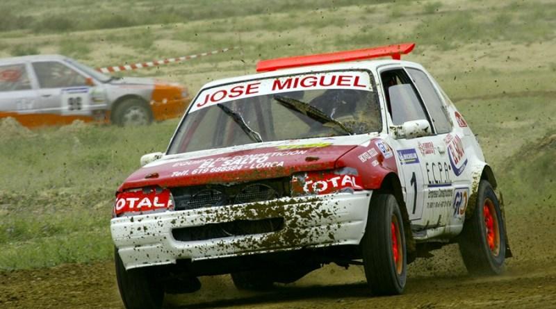 Objetivo ACL autocross murcia