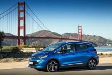 Opel Ampera-e 2017, fotografías generales