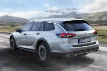 Opel Insignia Country Tourer, el más campero llegará este otoño