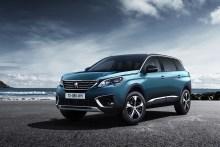 El renovado Peugeot 5008 ya a la venta