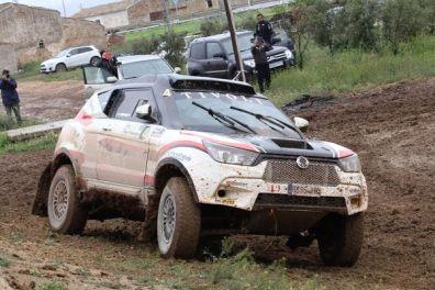 Rallye TT Almanzora 2017 fuertes