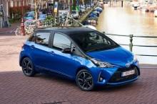El Toyota Yaris se renueva