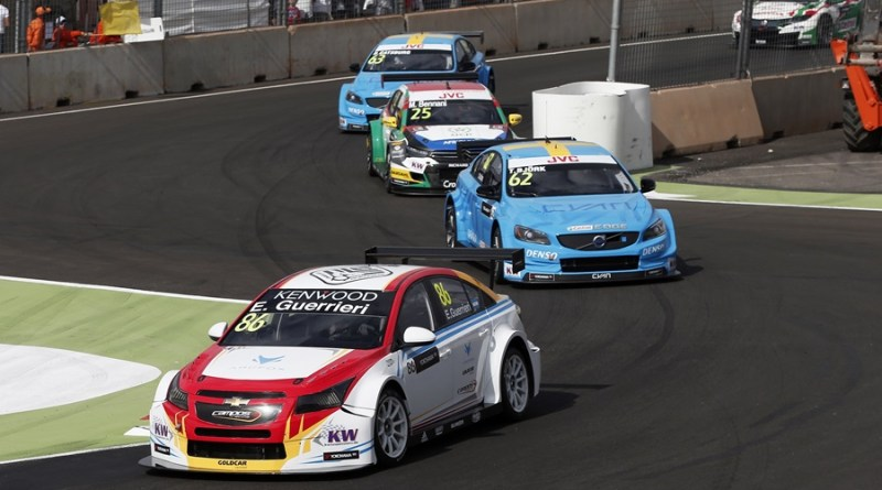 WTCC Campos Racing Marrakesh