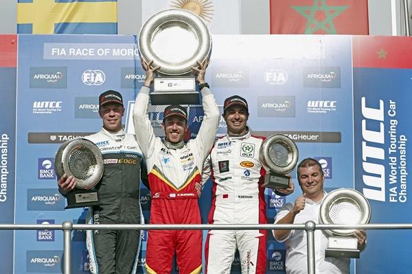 WTCC Campos Racing Marrakesh