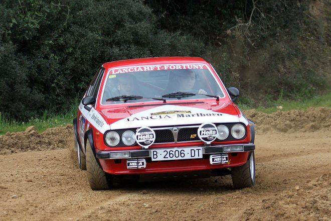 clasicos lancia rallye costa brava