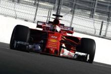 Ferrari se planta en primera fila de la parrilla de Sochi